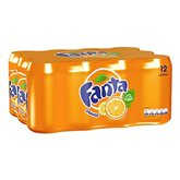 Soda orange Fanta