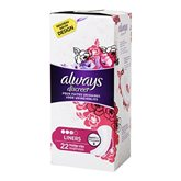 Always Protège-slips  Discreet Normal - x22