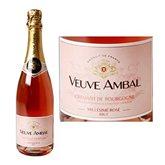 Vin pétillant Crémant de Bourgogne 2015 Veuve Ambal