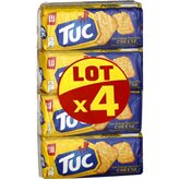LU Crackers Tuc Fromage - 4x100g