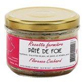 Pâté de Foie 200gr FLORENCE COCHARD