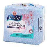 L'Oréal Serviette hygiénique Doulys Ultra - Normal+ - Parfumé x14