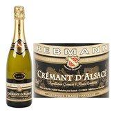 Rebmann Crémant d'Alsace  Brut 75cl