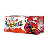Kinder Oeufs Kinder Surprise Lei - x3 - 60g