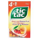 Tic Tac Cerise passion 4x72g