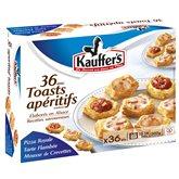 Kauffer's Feuilleté toast  x36 - 500g