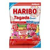 Haribo Bonbon Mega fête  Tagada et friends - 720g