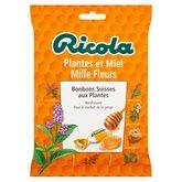 Ricola Bonbons suisse  Plantes Miel Fleurs - 116g