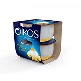 Danone Yaourt à la grecque Oikos Lit ananas passion - 2x115g