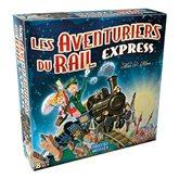 Asmodée Les Aventuriers du Rail Jeu de société - Dès 8 ans