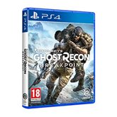 Sony Jeu vidéo : Ghost recon breakpoint - Console : PS4