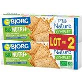 Bjorg Biscuit  Bio P'tit nature - 2x200g