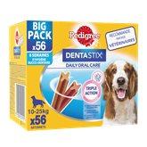 Pedigree Biscuits Dentastix Pedigree Moyen chien - x56 - 1440g