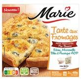 Marie Tarte aux fromages Marie Edam, Mozzarella , bleu - 400g