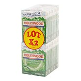 Hollywood Chewing-gum  Green fesh sans sucre 2x73g