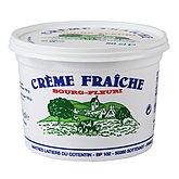 Crème fraîche Bourg Fleuri,LECLERC,50cl