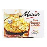 Marie Pâtes Escalope volaille  Crème champignons - 900g