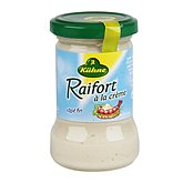 Raifort à la crème Kühne,KUHNE,140g