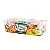 Yoplait Yaourts Panier de Yoplait Fruits jaunes - 8x125g