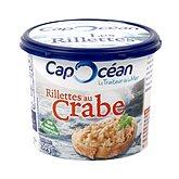 Coraya Rillettes crabe Cap Océan 150g