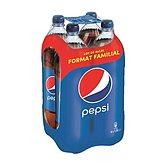 Soda Pepsi Regular pack - 4x1.5L