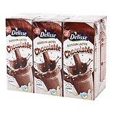 Lait chocolaté Délisse,DELISSE,6x20cl