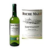 Roche Mazet Vin blanc de pays  Sauvignon 12%vol. - 75cl