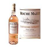 Roche Mazet Vin rosé  Grenache Cinsault 12%vol - 75cl