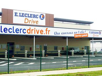 Drive mareuil l s meaux retrait courses en ligne adresse plan t l phone - Drive leclerc les angles ...